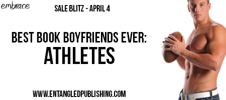 Athletes Sale Blitz Banner April 4